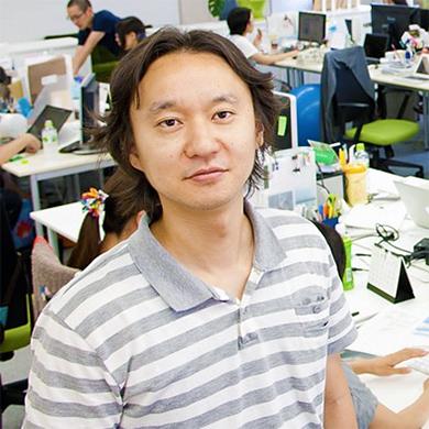 古俣大介 /ピクスタ株式会社 代表取締役